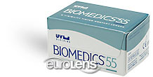Biomedics 55 (UltraFlex 55)