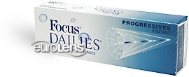 Focus Dailies Progressives 30PK