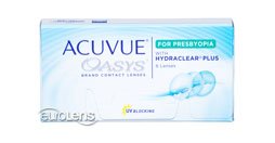 acuvue oasys for presbyopia contact lenses as low as 42. Black Bedroom Furniture Sets. Home Design Ideas